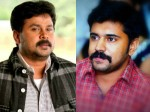 Dileep Nivin Pauly Attends Election Meeting Support Ganesh Kumar
