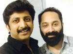 Mohan Raja Welcomes Fahadh Faasil Tamil Industry