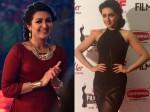 Catherine Tresa Filmfare Award