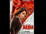 Akira Official Trailer Sonakshi Sinha Packs Serious Punch