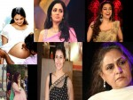 Actresses Who Worked Through Their Pregnancies