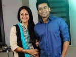 Excited Husband Suriya