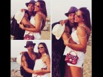 Sweet Pictures Karan Singh Grover Kisses Bipasha Basu