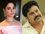 Tamannaah Make Malayalam Debut With Kammarasambhavam