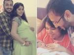 Muktha Share Her Baby Photo On Facebook