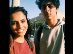 Aryan Khan Spotted With His New Friend At The California University