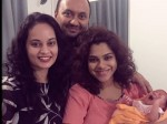 Kadhal Sandhya Blessed With Baby