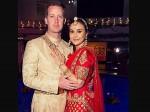 Preity Zinta S Wedding Pics From California