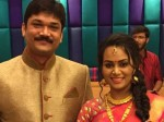 Menaka S Daughter Got Married