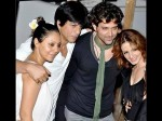 These Pictures Show Shahrukh Khan Hrithik Roshan Were Great Buddies