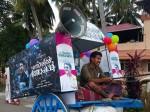 Mammootty Thoppil Joppan Road Show
