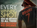 Ms Dhoni The Untold Story Movie Box Office Collection