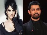 Aamir Khan Lends His Acting Coach Sunny Leone
