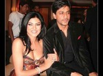 Shahrukh Khan Bumped Into Sushmita Sen At The Airport