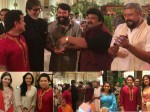 The Grand Diwali Bash Was Hosted The Kalyan Group