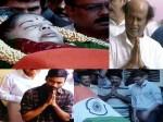 Celebs Pays Homage Cm Jayalalithaa