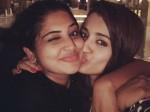 Trisha With Manjima Mohan