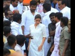 Actress Nayanthara Vignesh Shivan Pays Tribute Jayalalitha