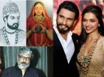 One Dead Freak Accident On The Sets Deepika Ranveer S Padmavathi