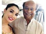 What Amy Jackson Has Say About Superstar Rajinikanth