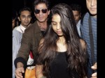 Shahrukh Khan S Rules Date With Her Daughter