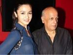 Mahesh Bhatt Is Suffering From Alia Withdrawals Since She Moved Out Of Home