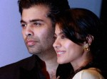 Karan Johar Is Playing Dirty Game Kajol
