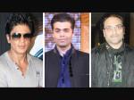 Underworld Don Threatened Karan Johar Shahrukh Khan Took A Bullet For Him