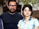 Aamirkhan Support Actress Saira Vasim