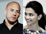 Deepika Padukone Has Message Vin Diesel From India