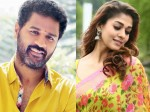 Actress Nayanthara Secretely Meets Prabhu Deva