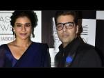 Karan Johar Says Ajay Devgn Shouted At Him Said Nasty Things