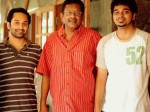 Famous Malayalam Movie Director Fazil Celebrates His Birth Day With Farhan And Fahad