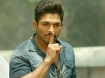Allu Arjun Warns Models At The Sets Duvvada Jagannadham