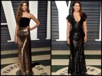 Deepika Padukone Priyanka Chopra Attend Vanity Fair Oscar Party