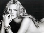 Braless Kate Moss Talks Nudity First Kisses