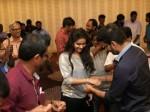 Why Did Vijay Present Gold Bracelet Keerthy Suresh
