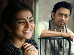 Parvathy Romance Irrfan Khan Her Bollywood Debut