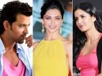 Deepika Padukone Katrina Kaif Competing For Hrithik Roshan S Next Film