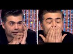 Karan Johar Saw Babies First He Didnt Realize There Were Tears Rolling Down His Face