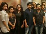 Kavya Madhavan Dileep With Kattappanayile Rithwik Roshan Team