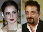 Actress Rekha Secretly Married To Sanjay Dutt Says Biographer Yasser Usman