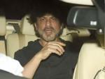 Shahrukh Khan Car Ran Over Photographer S Leg
