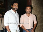 Surya Appreciates Karthi For His Song Magalir Mattum