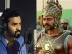 Malayali Dubbing Artist Gave Voice For Bahubali