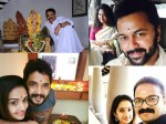 Facebook Post Of Film Stars About Vishu