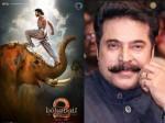 Bahubali 2 Release Mammootty