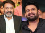 Please Don T Compare Me With Mohanlal Sir Prabhas