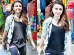 Soha Ali Khan Spotted With A Baby Bump
