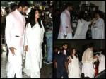 Shahrukh Aamir Hrithik Others Spotted At Vinod Khanna Prayer Meet